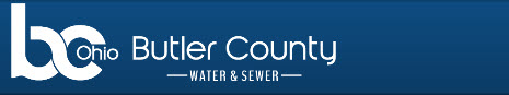Butler County Ohio; Water & Sewer Department - Navigate to the Homepage